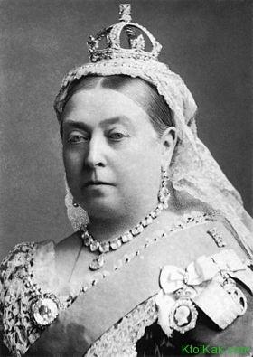 королева виктория цікаві факти