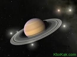 сатурн интересніе факті