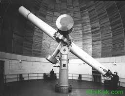 телескоп хто створив